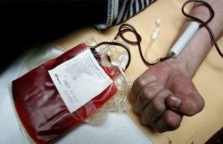 Как происходит переливание крови при низком гемоглобине