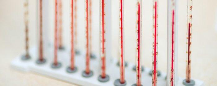 Расшифровать электронный анализ крови ребенка