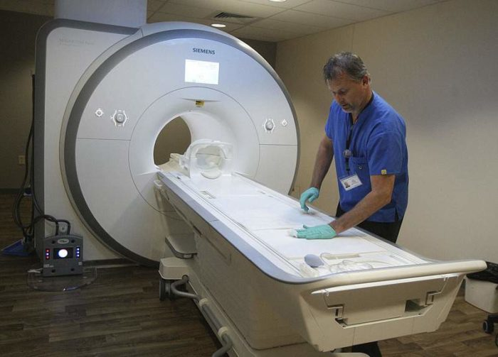 Компьютерная и магнитно-резонансная томография