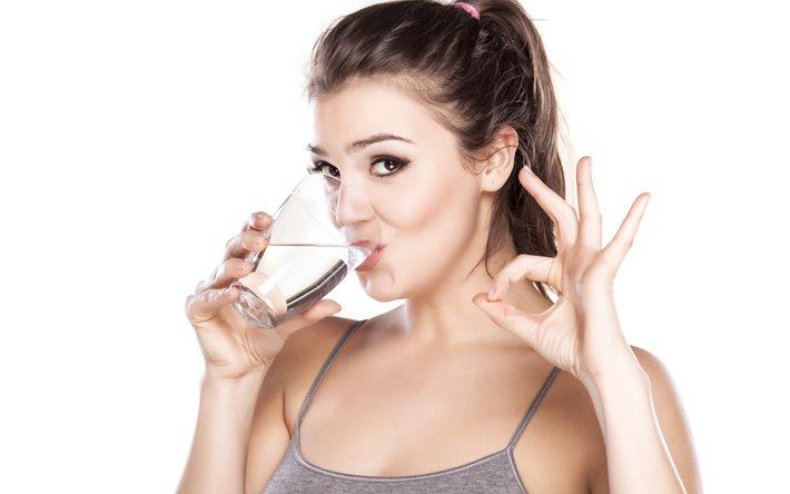Сколько выпить воды перед узи мочевого пузыря — Почки
