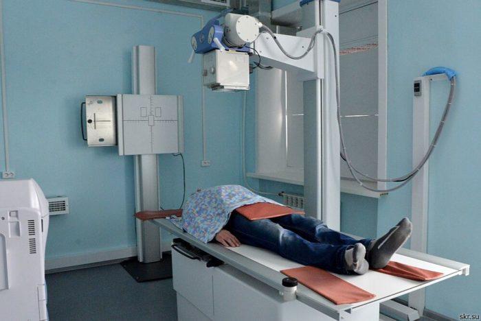 Цифровая рентгенография или флюорография